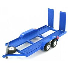 NEW Diecast Tandem Trailer Model 1:24 - Blue - for OzLegend OzLegends Models