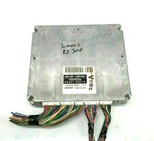 2001 2002 2003 LEXUS RX300 Engine Control Module Computer ECM BCM 89661-48310