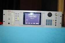 Akai S 5000 Sampler  / 8 Out / 64 Voice / 256 MB / EB 20 FX