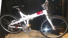 RARE European TERN C21 JOE 21-Speed FOLDING Cruiser Bike