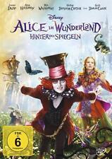 Alice im Wunderland: Hinter den Spiegeln (2016) NEU OVP