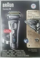 Braun Series 9 9293s Wet & Dry Electric Shaver for Men +Charging Stand *OpenBox*