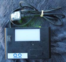 Líneas Aéreas del Congo electrónica UV-3D Lámpara UV Detector de fraude falsificados-condición usada