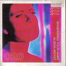 Alison Moyet-Whispering Your Name cd  single