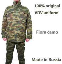 Russian Army VDV Field Uniform Suit VSR Flora Airborne Summer Original
