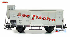 Marklin 46951 Box car Seefische - Gk off the DRG