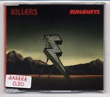 The Killers maxi-CD Runaways-Spanish cd