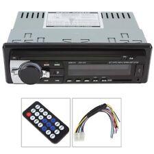 Car Stereo 12V FM Radio Bluetooth 1 DIN In Dash Handsfree SD/USB AUX Head Unit