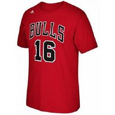 Adidas Chicago Bulls Basketball shirt gilets taille L
