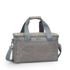 Riva Torngat 5726 Cooler Bag Kühltasche/-box 23 Liter mit Fächer faltbar in Grau