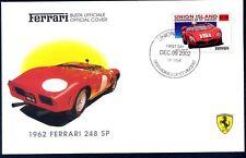 FERRARI BUSTA UFFICIALE - 1967  FERRARI  248 SP
