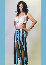 Professional Bellydance Skirt Belly Dance Bellydancing Costume Skirt 21654