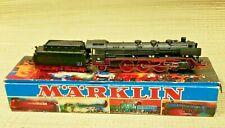 Marklin H0 Model Train 3085 Steam Locomotive with tender BR 03 WEST GERMANY