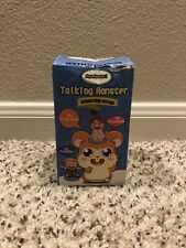 Ayeboovi Talking Hamster Repeats What You Say Mimicry Pet Toy Open Box