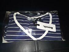 Bench Women's Striped Tee Shirt Size 16