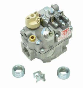 """Robertshaw 700-506 Millivolt Combination Gas Valve, 3/4"""" x 3/4"""", 300,000 BTU"""