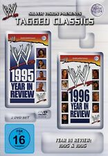 WWE The Year In Review 1995 & 1996 2x DVD