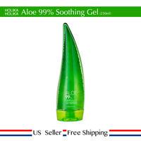 Holika Holika Aloe 99% Soothing Gel 250ml + Free Sample [ US Seller ]