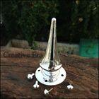 Silver Brass Long Spike For German Pickelhaube Leather Helmet WWI AND WW II Gift