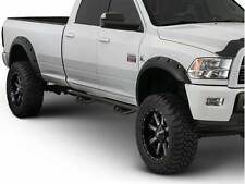 Bushwacker Black Extended Coverage Fender Flares 2010-2016 Dodge Ram 2500 3500
