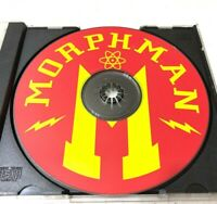 Morphman Vintage Rare PC Game Disc Only Is Mint