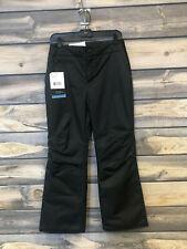 Women's Obermeyer Sugarbush Ski/Snowboard Pant color Black size 14 Reg