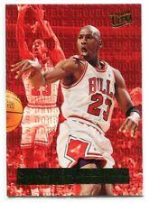 1995-96 Ultra Double Trouble 3 Michael Jordan