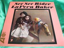 EX Insane Rare WLP R&B LP : La Vern Baker ~ See See Rider ~ Atlantic 8071 Sample