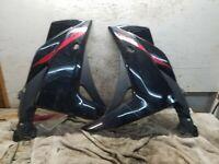 2015 Yamaha YZF R3 YZF-R3 Left & Right Side Fairings Cowl Fairing