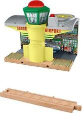 Thomas Wooden Railway - Sodor Airship Hanger