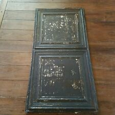 """24"""" x 48"""" Antique Ceiling Tins from 1890 period"""