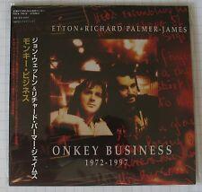 JOHN WETTON & RICHARD PALMER JAMES - Monkey Business JAPAN Mini LP CD NEU! ASIA