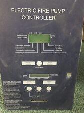 Aquarius  Electric Fire Pump Controller  060008SWP01-05  GPX013  EX3971