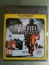 BATTLEFIELD BAD COMPANY 2 PS3 NUOVO VERSIONE ITALIANA - CUSTODIA ROTTA