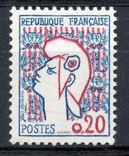 TIMBRE FRANCE NEUF N° 1282 ** TYPE MARIANNE DE COCTEAU