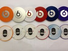 Original Beats by Dr Dre Studio Battery Cover red white blue black silver purple