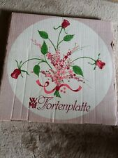 WMF Brand new Tortenplatte / Cake Plate ~ Made In Germany NIB