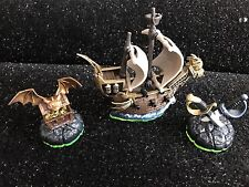 Skylanders Spyro's Adventure Figure -  PIRATE SEA'S SET OF 3