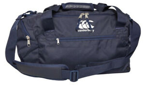 Canterbury Small Sports Bag Training Holdall Navy new