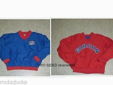 Jeff Gordon Wind jacket sz. Large RaRe windbreaker REVERSIBLE coat 2 coats in 1