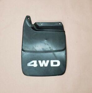 93 94 95 96 97 98 TOYOTA T100 4WD 4x4 MUD FLAPS SPLASH GUARD REAR LEFT OEM