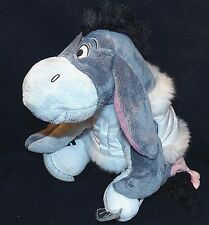 2011 Limited Edition London Disney Store Ice Skating Eeyore Plush Holiday 13 in
