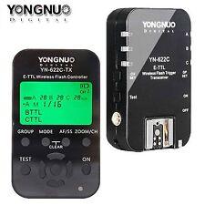 Yongnuo YN-622C-TX YN622 LCD TTL Wireless Flash Controller For Canon