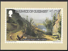 Guernsey Collectable Royal Mail Postcards