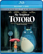 MY NEIGHBOR TOTORO New Sealed Blu-ray + DVD Studio Ghibli