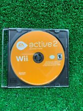 EA Sports Active 2 Personal Trainer (Nintendo Wii, 2010) Tested and Working