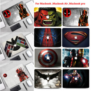 """Laptop Hard Shell Keypad Case Cover for Macbook Pro Air 11 13"""" 15"""" 16"""" 2014-2020"""