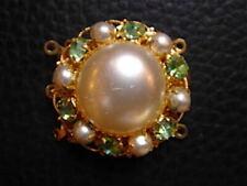 Autres perles et articles de confection de bijoux 3 rangs fermoirs