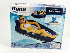 Aqua Relax in Luxury Comfort Recliner Water