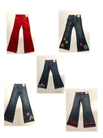 gymoree girls bootcut jeans
